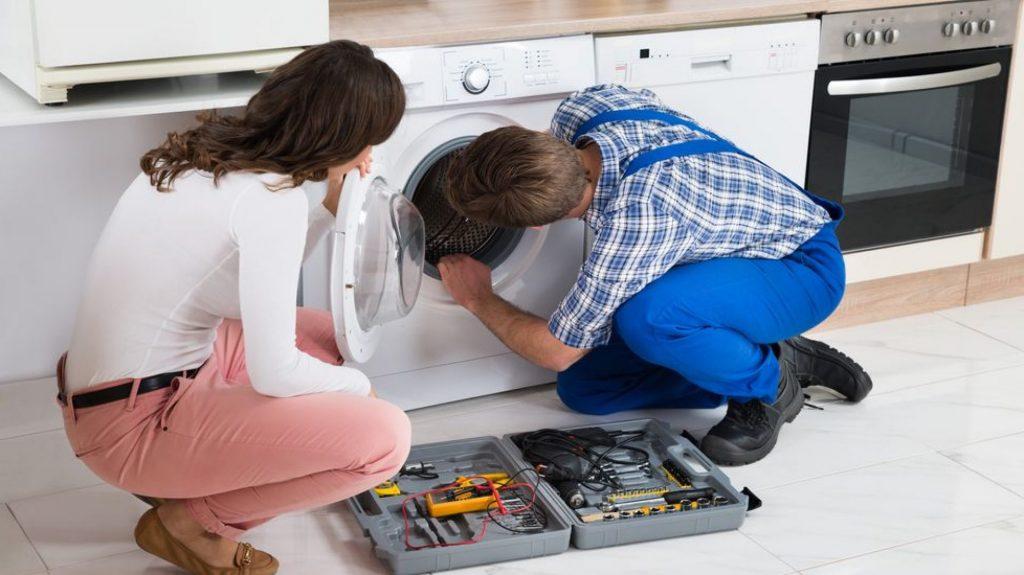 Ремонт стиральных машин LG в Полтаве 1