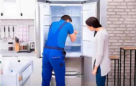 Ремонт холодильника Electrolux в Полтаве 2